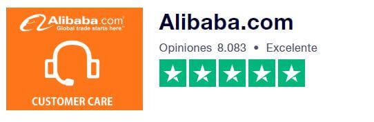 opiniones y comentarios de alibaba