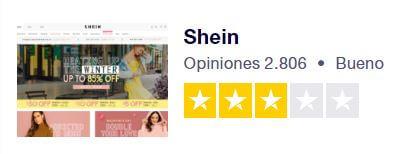 opiniones shein