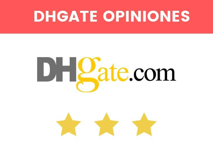 dhgate opiniones