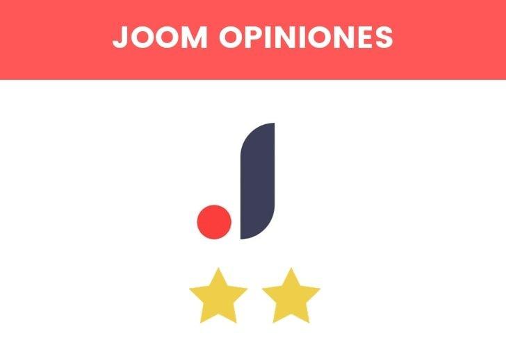 opiniones joom ¿es fiable?