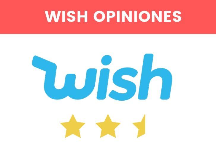 wish opiniones ¿es fiable?