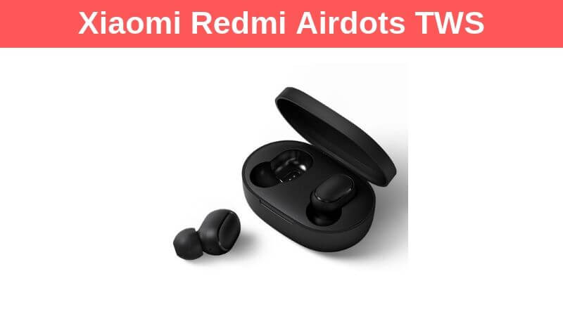Xiaomi Redmi Airdots TWS Bluetooth 5.0