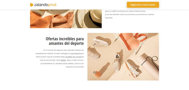 zapatillas economicas en zalando prive
